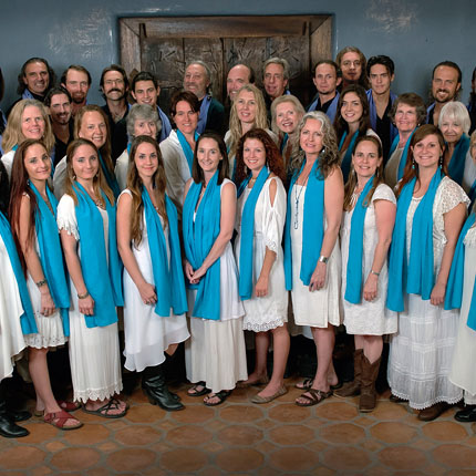 TaliasVan's Bright & Morning Star Choir